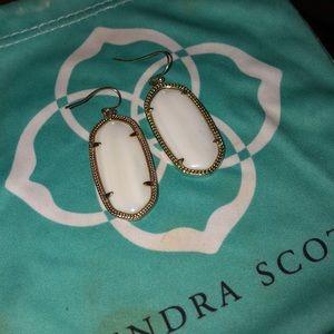 Small Kendra Scott Statement Earrings